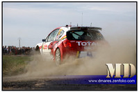 IRC Ypres Rally 09
